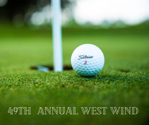 49th Annual West Wind Golf Tournament
